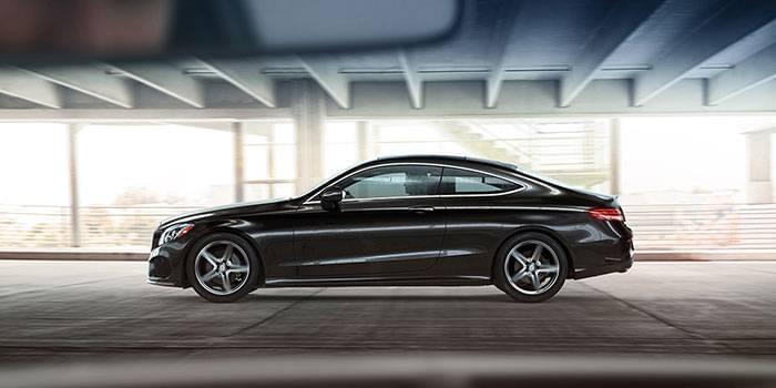 2017 Mercedes-Benz C-Class C300 4MATIC® Coupe