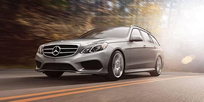 2016 Mercedes-Benz E-Class E350 4MATIC® Wagon