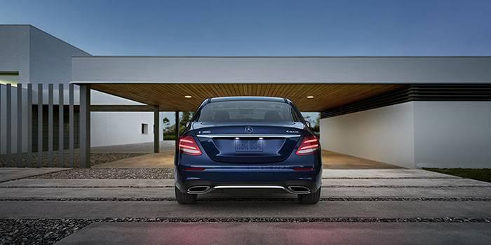 2017 Mercedes-Benz E-Class E300 4MATIC® Sedan