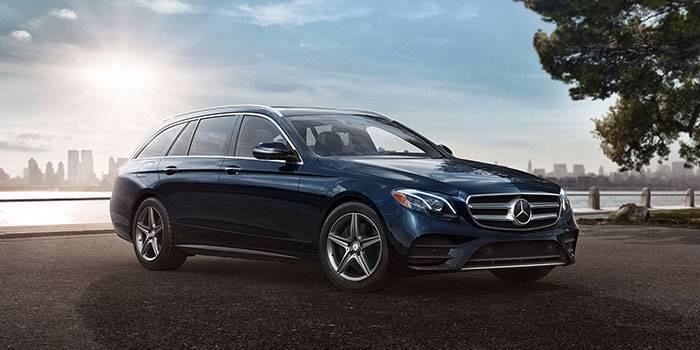2017 Mercedes-Benz E-Class E400 4MATIC® Wagon