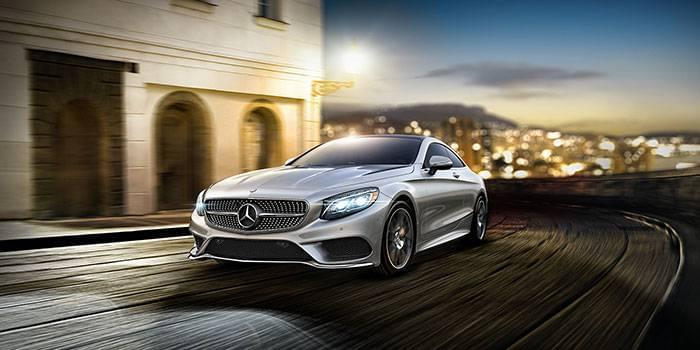 2016 Mercedes-Benz S-Class S550 4MATIC® Coupe