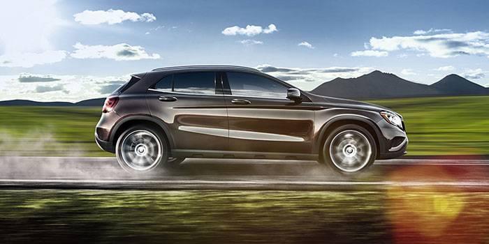 2017 Mercedes-Benz GLA GLA250 SUV