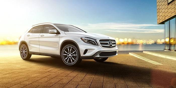 2017 Mercedes-Benz GLA GLA250 4MATIC® SUV