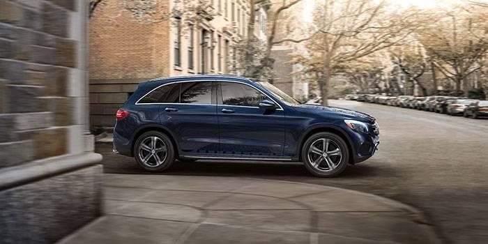 2017 Mercedes-Benz GLC GLC300 4MATIC® SUV
