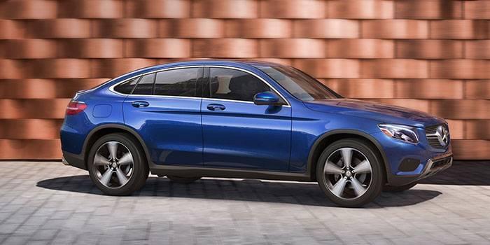 2017 Mercedes-Benz GLC GLC300 4MATIC® Coupe