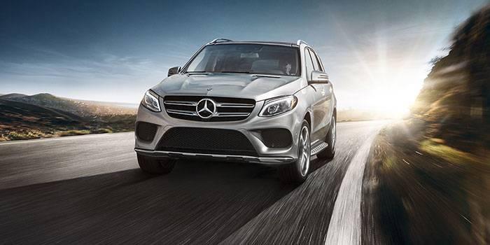 2017 Mercedes-Benz GLE GLE350 4MATIC® SUV