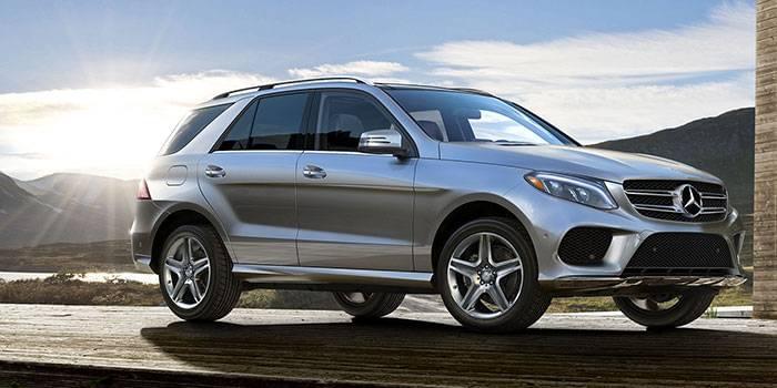 2017 Mercedes-Benz GLE GLE400 4MATIC® SUV