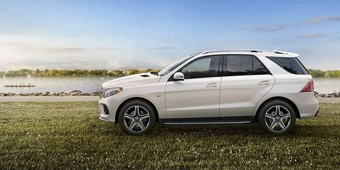 2017 Mercedes-Benz GLE GLE550e Plug-in Hybrid