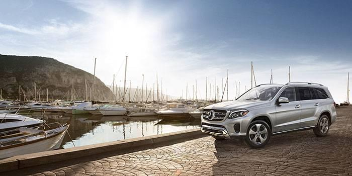 2017 Mercedes-Benz GLS GLS450 SUV