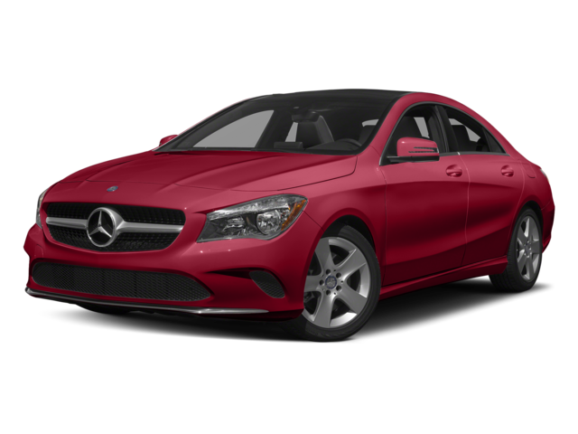2017 Mercedes Benz CLA Coupe