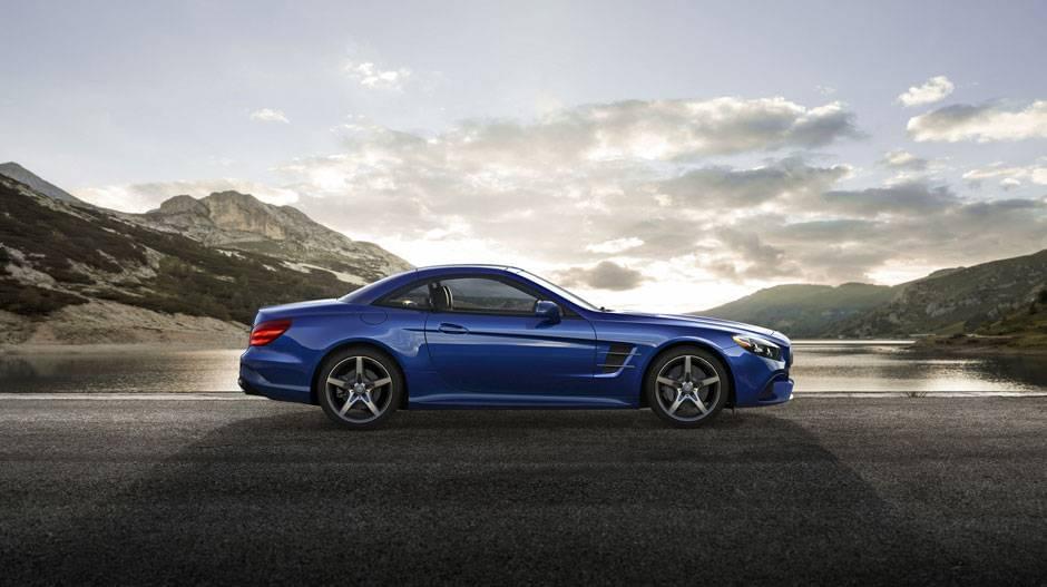 New mercedes benz convertible lineup for Mercedes benz rockville