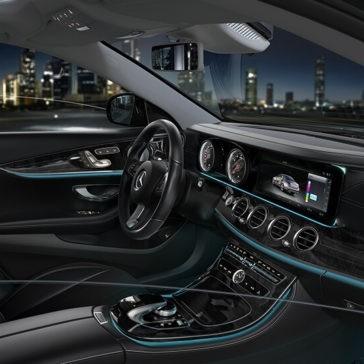 2018 Mercedes-Benz E-Class 300 Sedan Interior Features