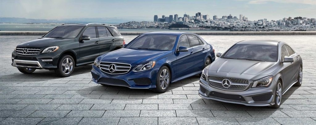 Pre-Owned Mercedes-Benz vehicles