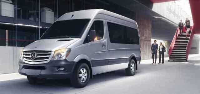 2018 Mercedes-Benz Sprinter Passenger Van