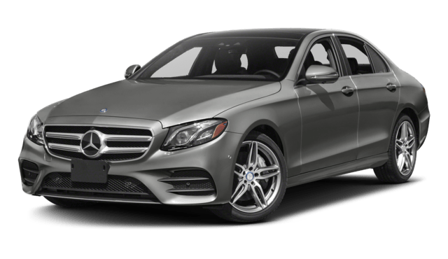 2018 Mercedes-Benz E-Class 400 4MATIC Sedan