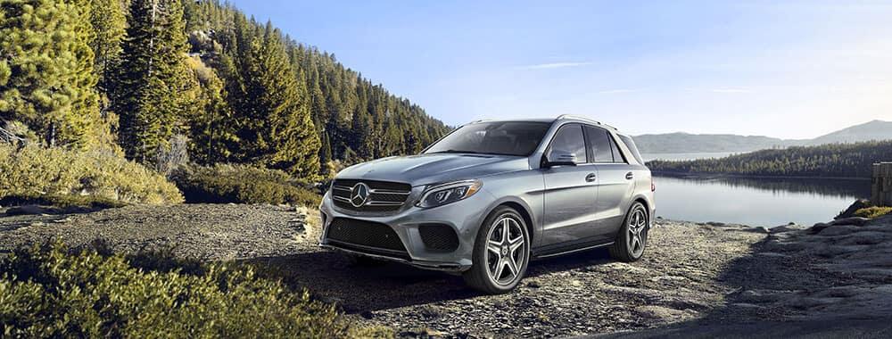 2018 Mercedes-Benz GLE 350 Exterior