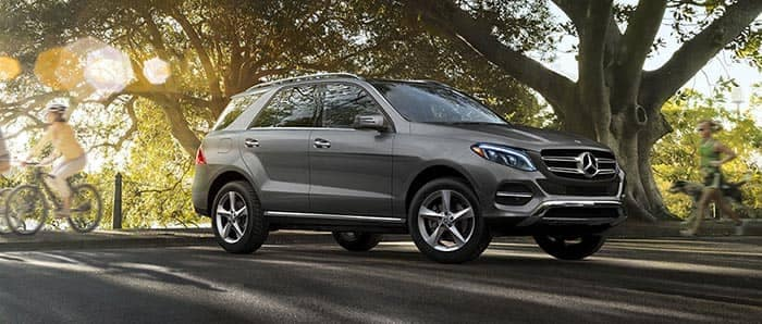 2018 Mercedes-Benz GLE SUV Performance