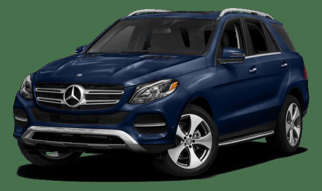 2018 Mercedes-Benz GLE