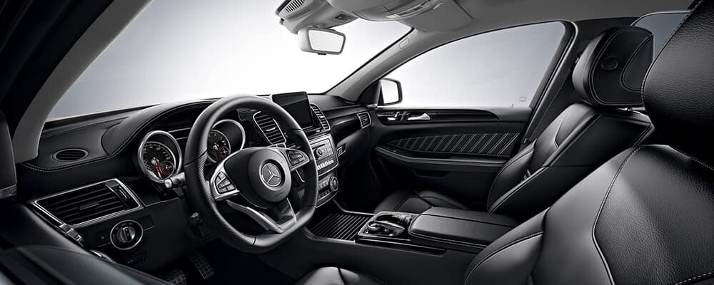 2018 Mercedes Benz GLE Front Interior