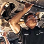 Mercedes-Benz Service Technician