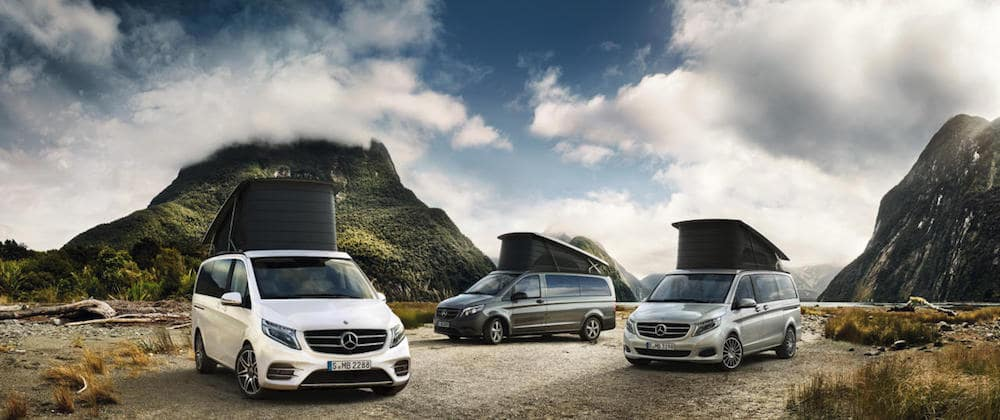 is there a mercedes-benz camper?