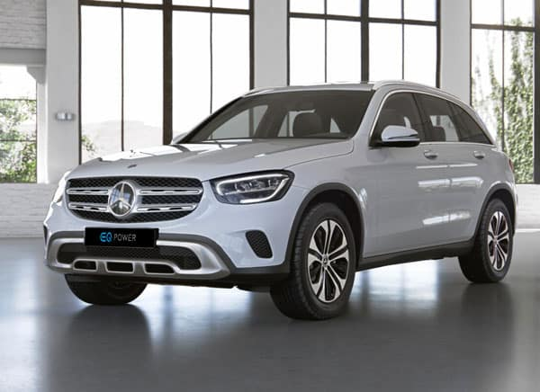 GLC 350e 4MATIC® EQ Power SUV
