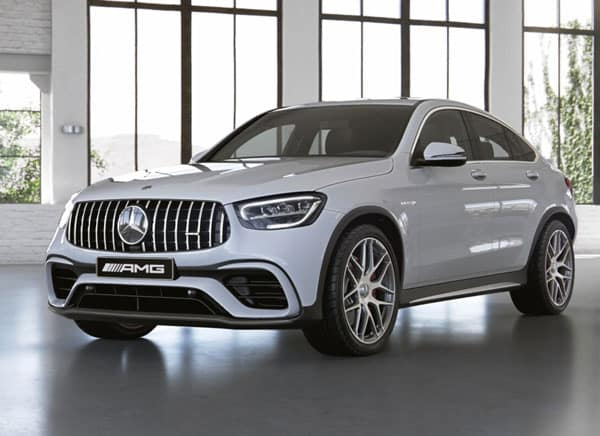 AMG® GLC 63 S Coupe