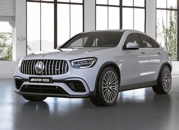 AMG® GLC 63 Coupe