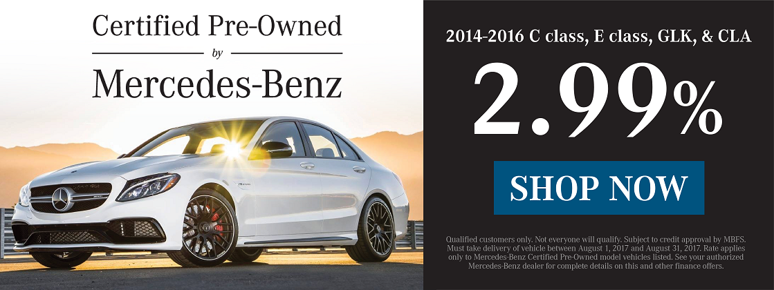 Mercedes Certified Pre-Owned