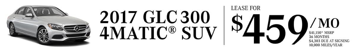 2017 GLC300