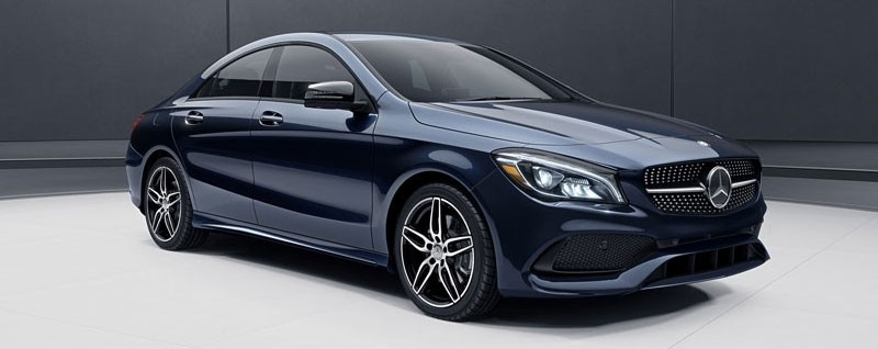 2018 Mercedes Benz CLA 250 Coupe