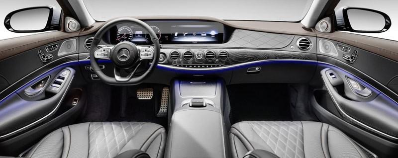 Preview the 2018 mercedes benz s class sedan san antonio tx for Mercedes benz service san antonio