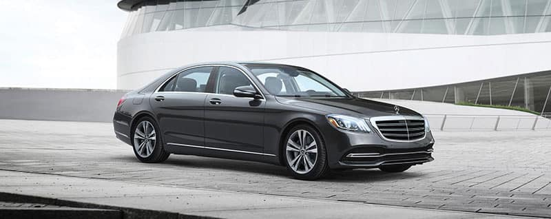 2018 Mercedes-Benz S-Class Sedan