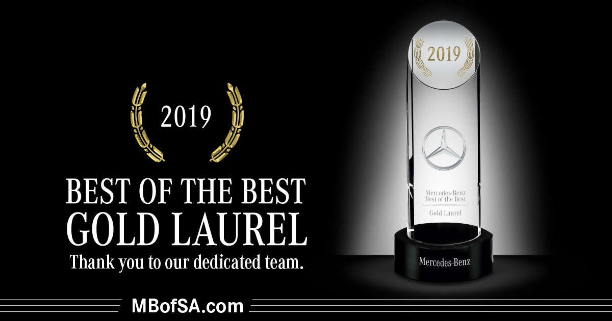 2019 Mercedes Best of the Best