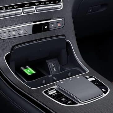 2020 MB GLC Interior Features