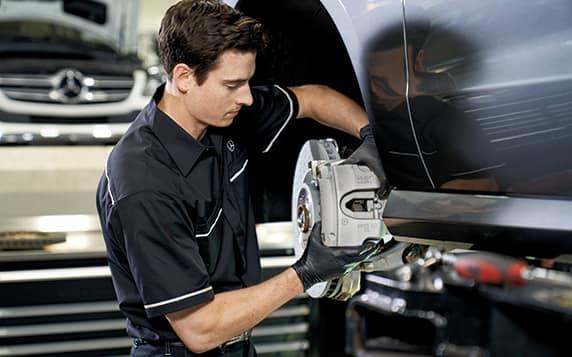 Mercedes-Benz Technician
