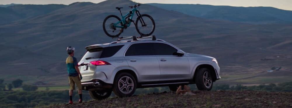 2021 Mercedes-Benz GLE Bike Rack