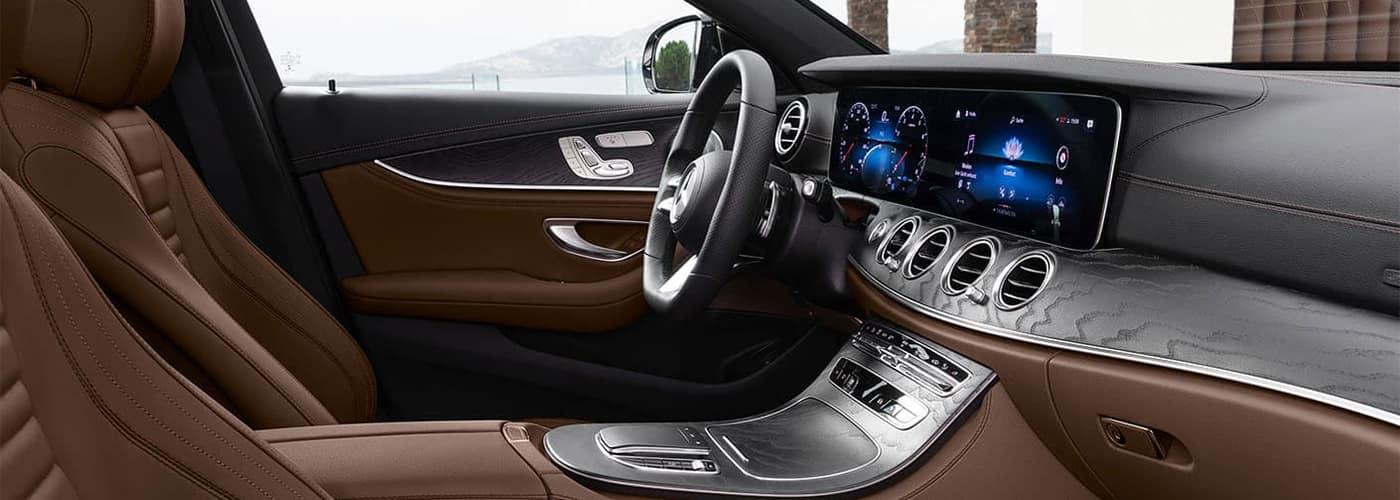 Mercedes-Benz Interior Features