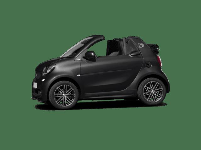 2018 smart Cabrio