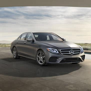 2018 Mercedes-Benz E-300 Sedan Exterior Gallery