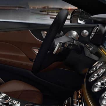 2018 Mercedes-Benz E Class Coupe dashboard