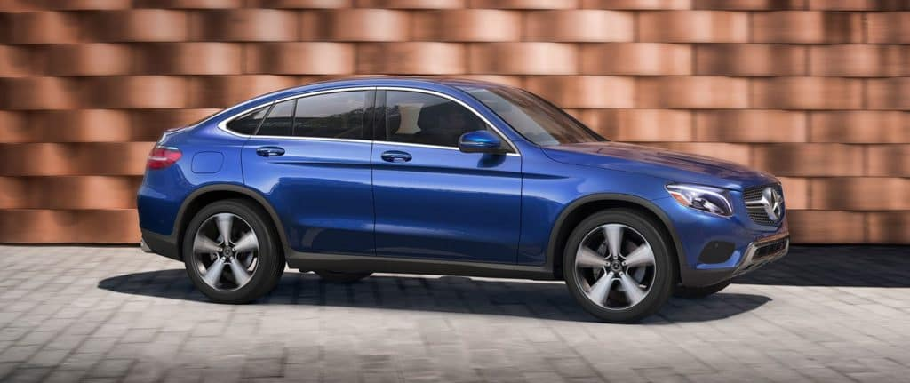 2019 GLC 300 Coupe 4MATIC®