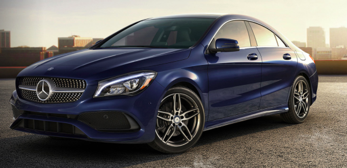 2018 CLA 250 Coupe Lease Offer