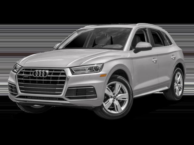 Silver 2018 Audi Q5
