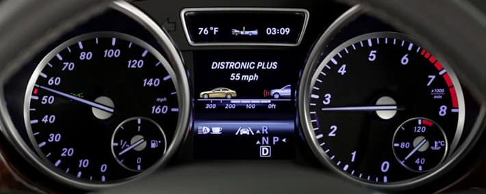 Mercedes-Benz Distronic Plus