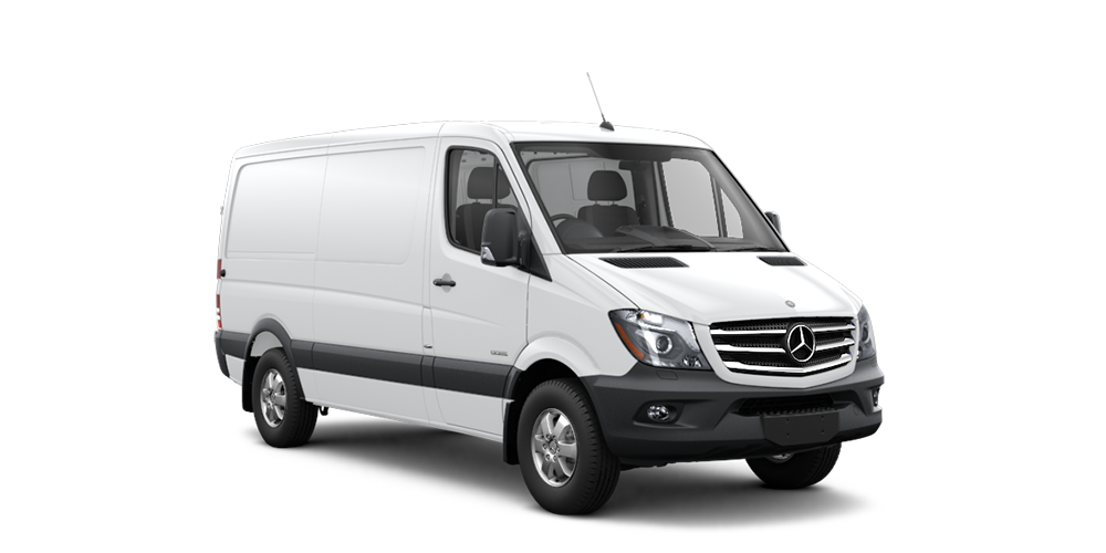 2.9% APR Financing on Sprinter Van