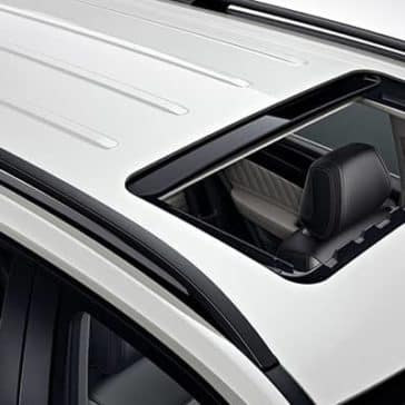 2019 Mercedes-Benz GLE sunroof