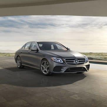2019 Mercedes-Benz E-Class exterior