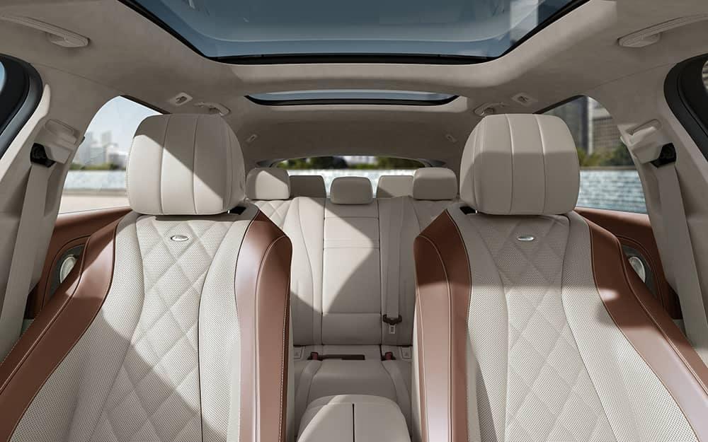 2019 Mercedes-Benz E-Class seating