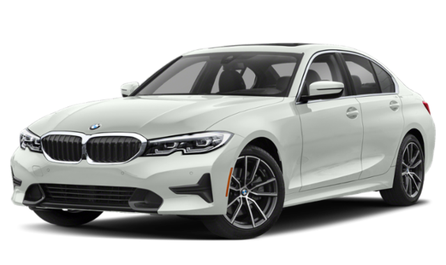 2019 bmw 3 series white